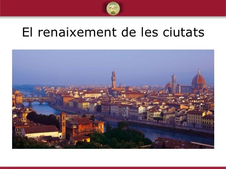 El resurgiment de les ciutats 2