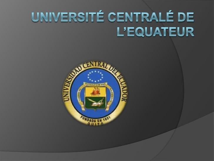 Faculté de Philosophie, Lettreset Sciences de l'Education