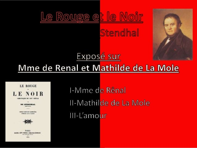 I-Mme de Rênal, un amour de coeur  (Dessin de Bertall) La première rencontre entre Julien et Mme de Rênal(Gravure de Dubou...