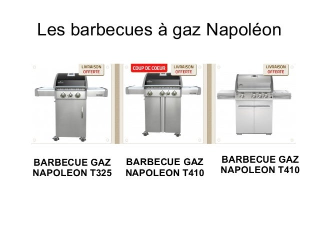 barbecue gaz napoleon t410