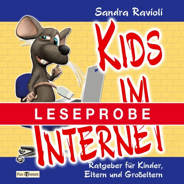 Sandra Ravioli           Kinder,  Eltem uma!  Grolseltern
