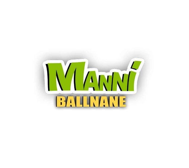 Besuchen Sie uns im Internet: www.neudenken-media.de www.manni-ballnane-buch.de www.manni-ballnane.de Copyright © neuDENKE...