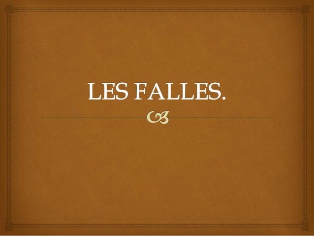 Monuments fallers 