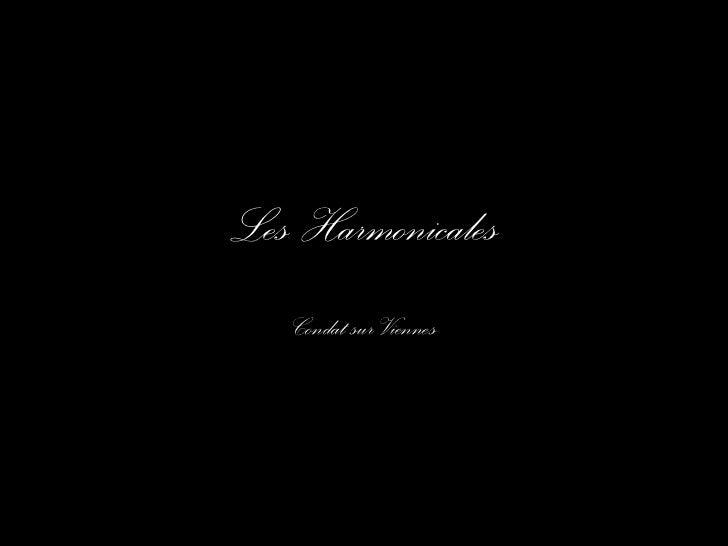 Les Harmonicales Condat sur Viennes