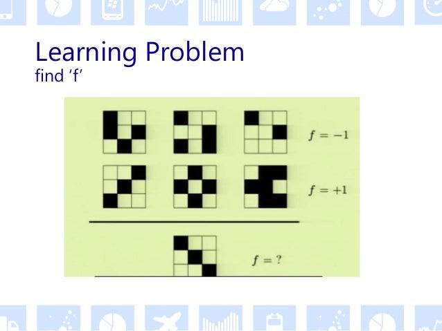 machine learning intro