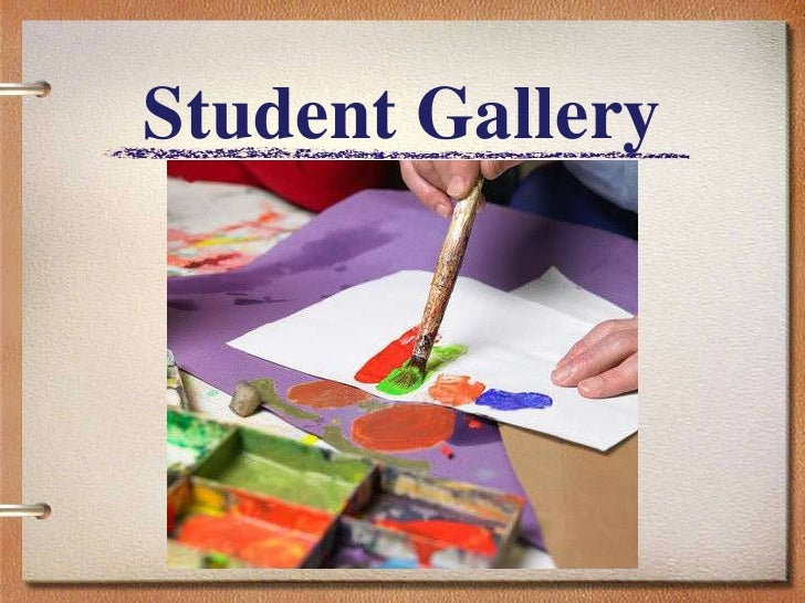 Student Gallery<br />Grades 6, 7, and 8<br />Student artwork examples<br />