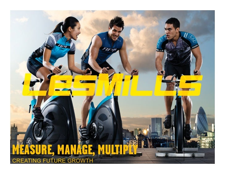 Les Mills Group Fitness Scoreboard Report 3/2011