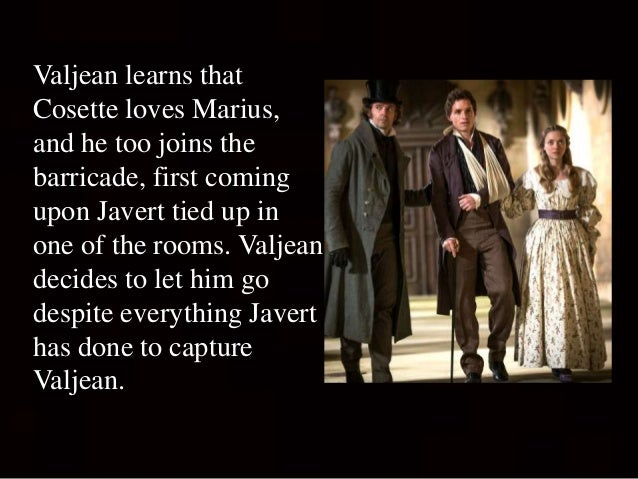 Les miserables literary analysis