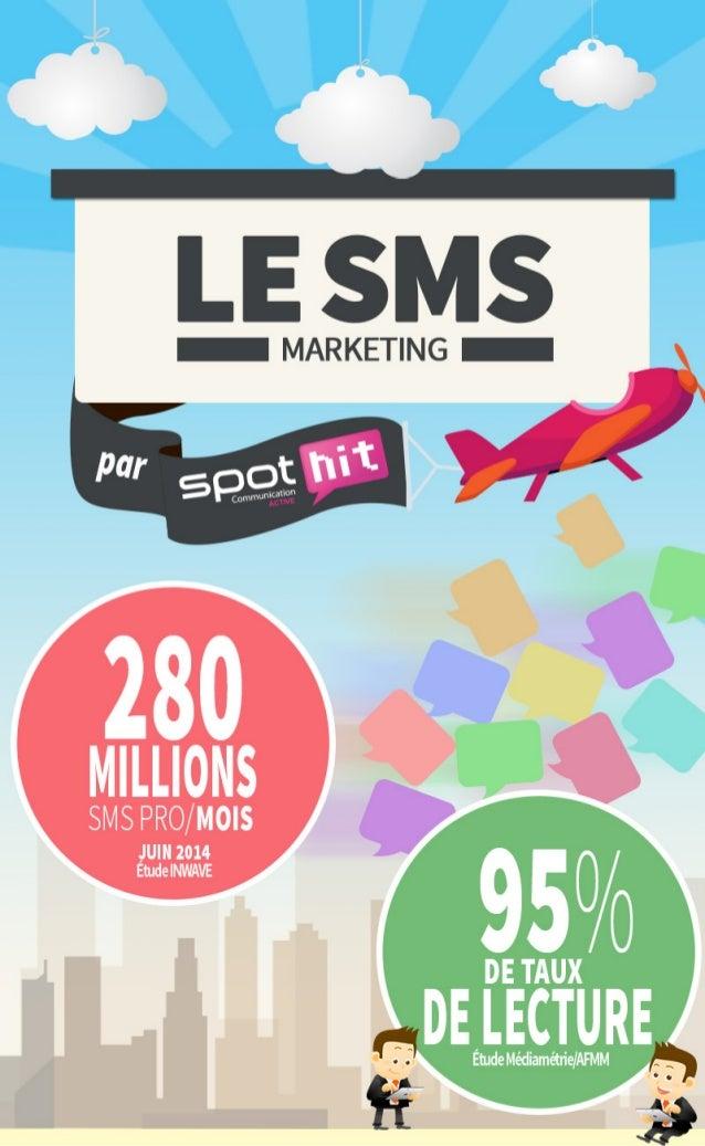 Le sms marketing par Spot Hit