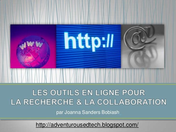 La recherche et la collaboration
