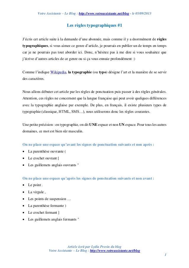 Votre Assistante – Le Blog : http://www.votreassistante.net/blog - le 05/09/2013 Article écrit par Lydia Provin du blog Vo...