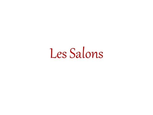 Les Salons