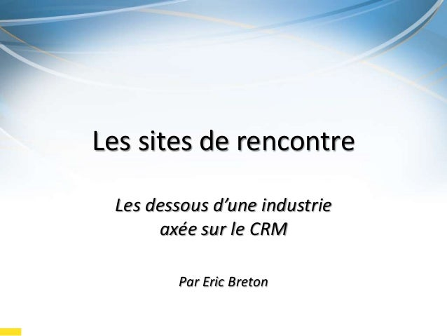 Les sites de rencontres wikipedia