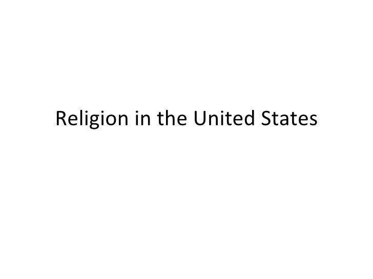 Lesson 16   Religion