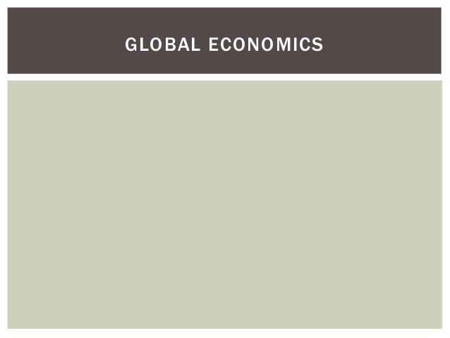 Lesson 7 economics