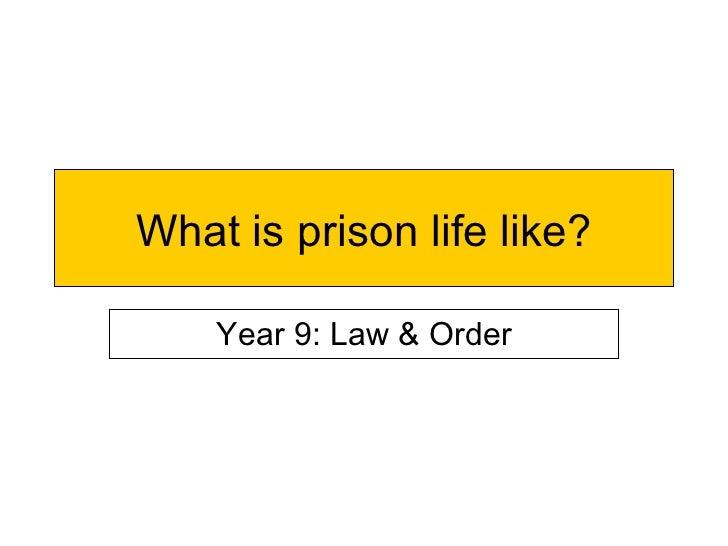 Lesson 4 - Prison.ppt