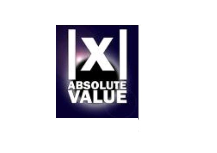 AbsoluteValue: isthedistancefrom0onanumberline                  2                                               ...