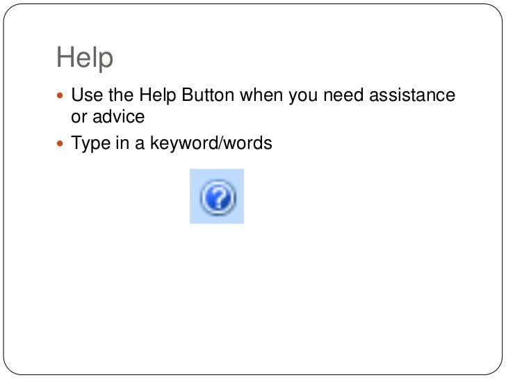 Microsoft 2007 Word help?