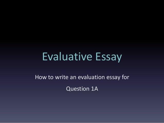How do I write a good media studies essay?