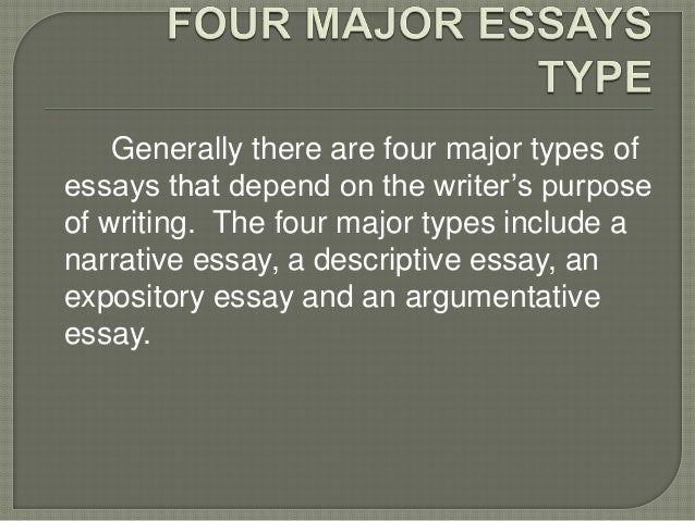 funnest majors types essays
