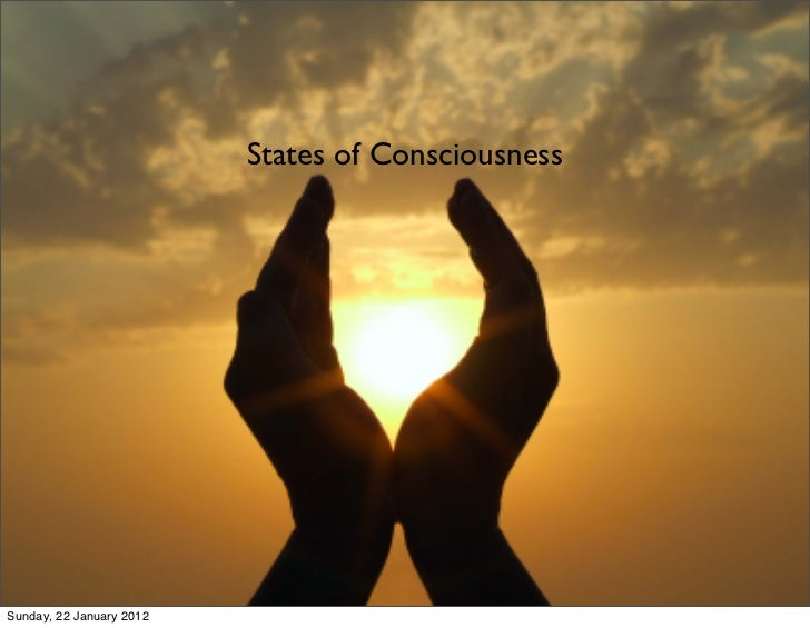 Lesson 1   what is consciousness