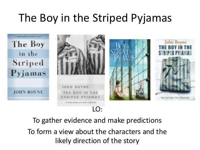 discuss the morals in the boy in the striped pyjamas The boy in the striped pajamas (the boy in the striped pyjamas) photos bruno spies what first appears to be a nearby farm his parents refuse to discuss it.
