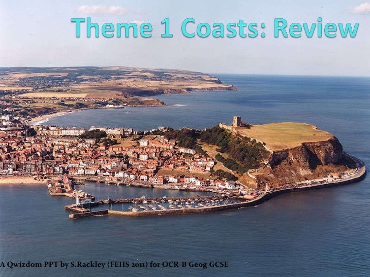 GCSE Geog OCR-B Theme 1 Coasts review