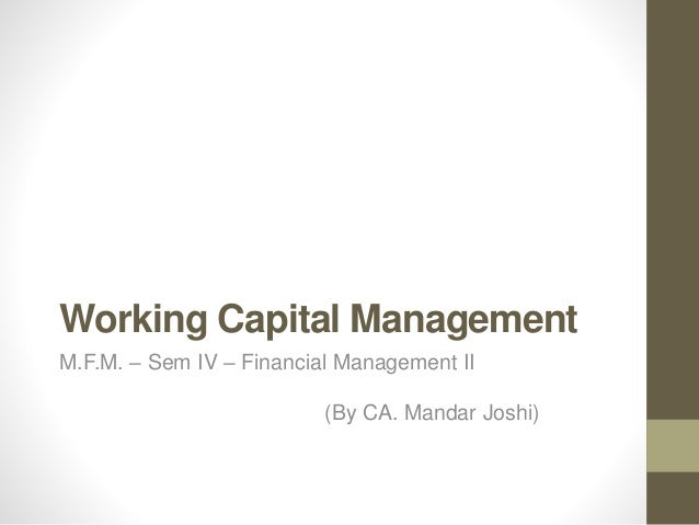 dell's working capital Dells working capital case solution,dells working capital case analysis, dells working capital case study solution, dell computer corporation manufactures, sells and.