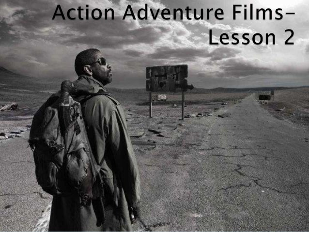 GCSE Media Action Adventure  Lesson 2 -  action adventure films intro