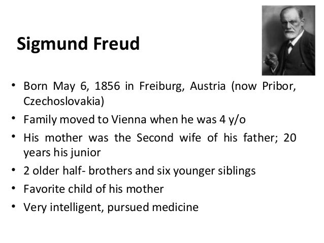 sigmund freuds function as a neuropathologist essay Freud suggested that the superego is the component of personality composed of our internalized ideals learn about sigmund freud and psychoanalysis in this study.