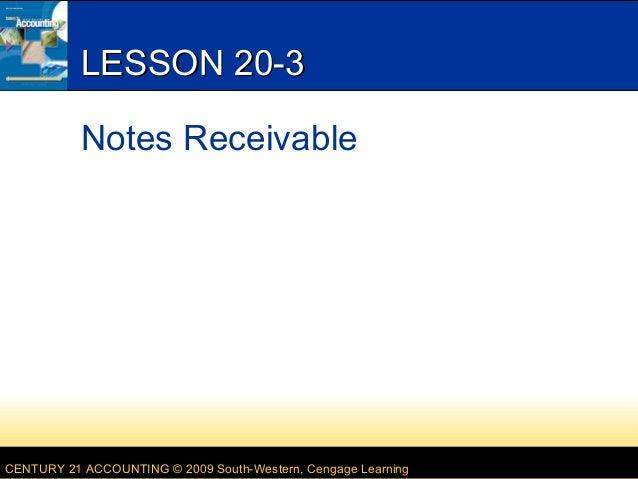 Lesson 20 3