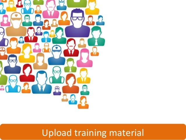 How to Create an online course with Docebo - Part 02: Upload training materials