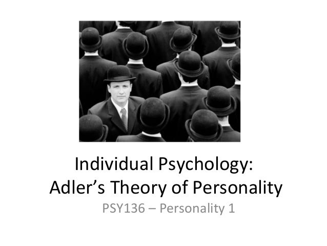 individual psychological theory matrix Alfred adler's theory is at once a model of personality, a theory of psychopathology, and in many cases the foundation of a method for mind development and personal growth his individual psychology is based on a humanistic model of man.