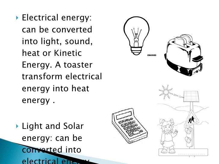 Electrical Energy: Electrical Energy Lesson