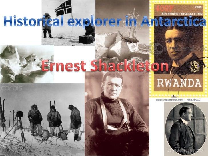 Lesson 3 Historical Explorers in Antarctica