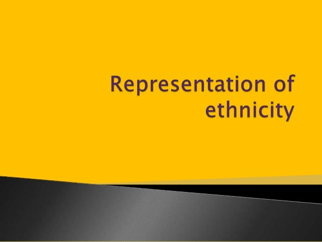AS Lesson 4  - Ethnicity