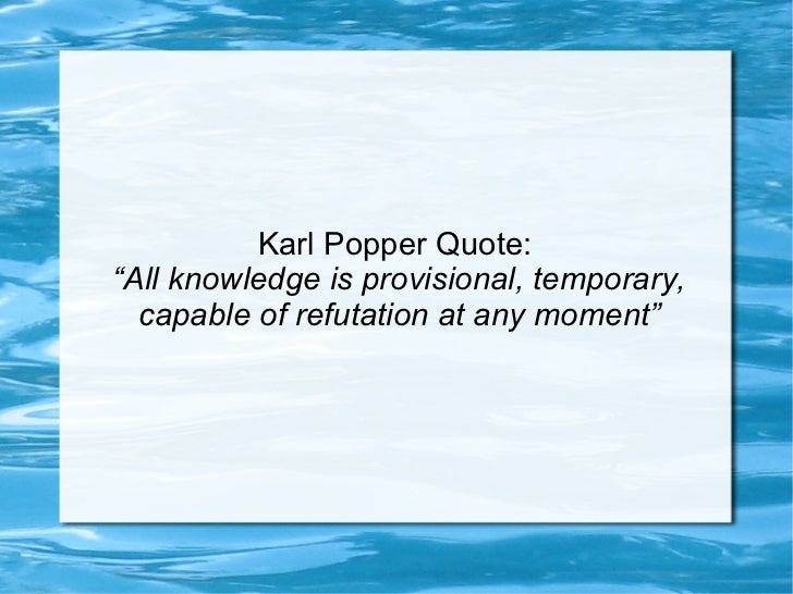 A2 Karl Popper Extended Version