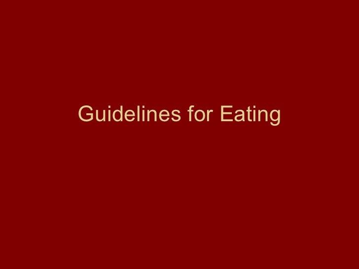 Lesson4 guidline
