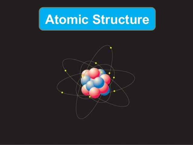 Automic Structure
