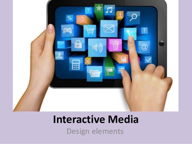 Lesson 5 Interactive Media 1