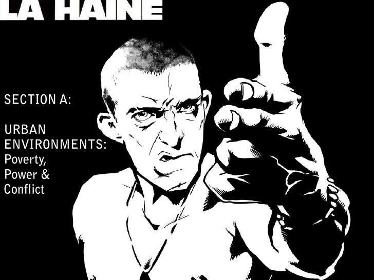 Starter Task• Read through Roger Ebert's review of the film  'La Haine'• Highlight all references to:              What do...