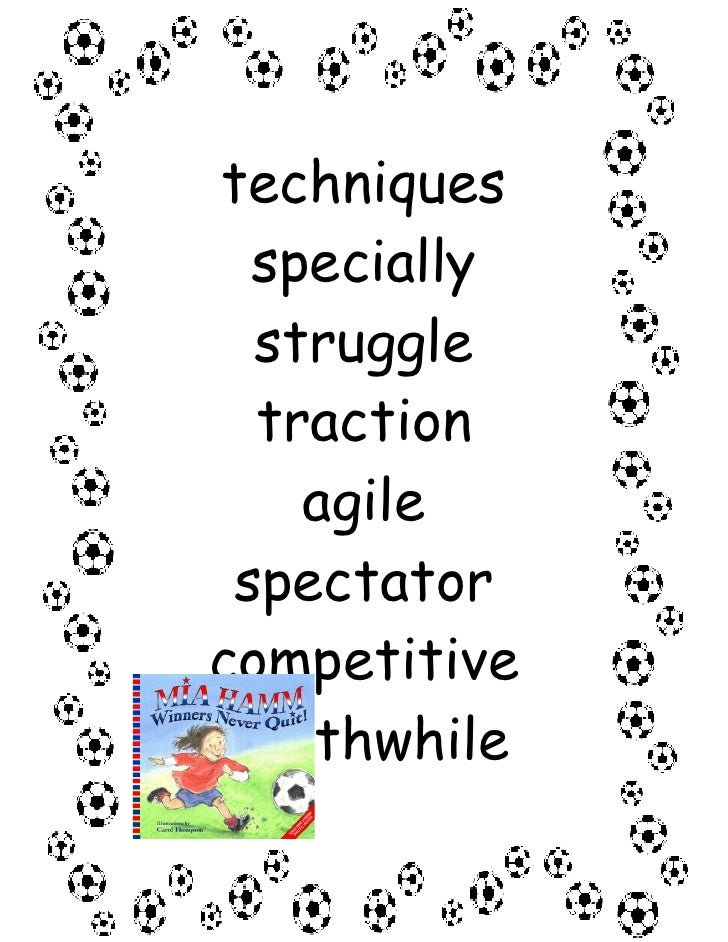 techniques   specially   struggle   traction     agile  spectator competitive worthwhile
