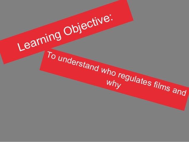 GCSE Media Action Adventure Lesson 6 - Classification