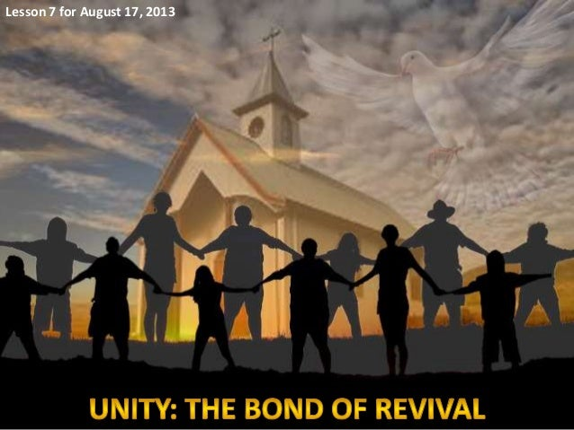 Lesson 7 for August 17, 2013
