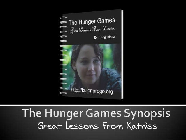Great Lessons From Katniss