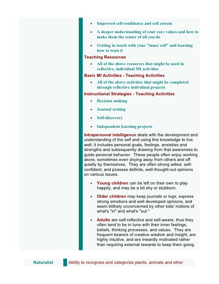 planning collaborative esl lessons for multiple Esl, multiple intelligences, and search for: multiple intelligences and esl lesson planning once upon a time multiply intelligent activities in my.
