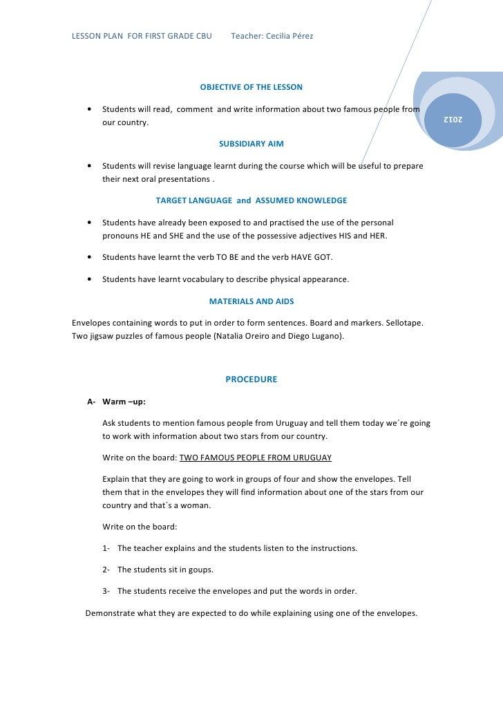 Lesson plan (1)