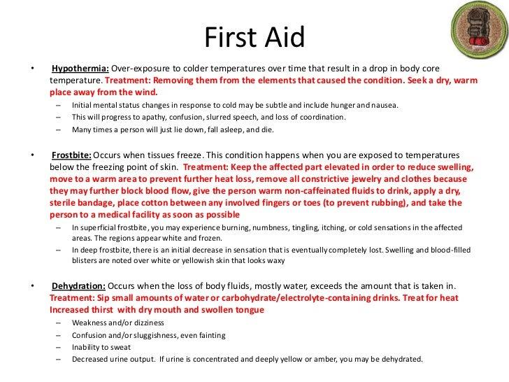First aid merit badge worksheet word