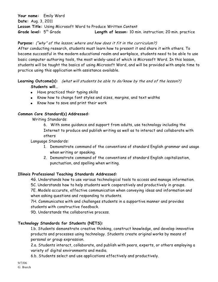 Research Paper Lesson Plans 5th Grade Traditional Essay
