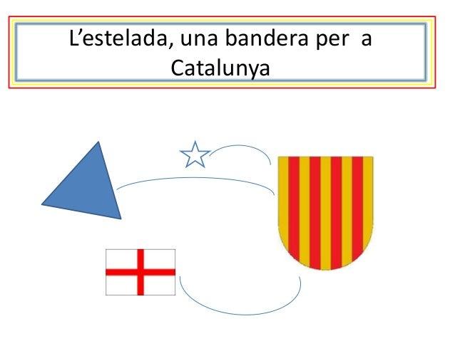 L'estelada, una bandera per aCatalunya